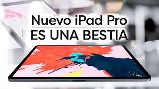 El nuevo iPad Pro de 2018 es una bestia