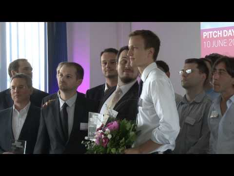 Highlights of Telekom Innovation Contest's Pitch Day