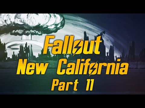 Fallout: New California - Part 11 - The Raider Gambit