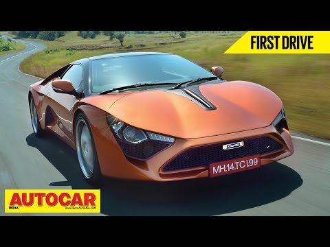 DC Avanti   First Drive Video Review   Autocar India