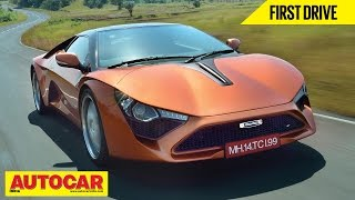 DC Avanti | First Drive Video Review | Autocar ...
