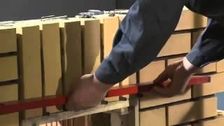 CRH Klinkier Murowanie nadproża z cegły klinkierowej film instruktażowy