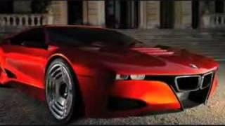 BMW M1 Homage Concept Car Videos