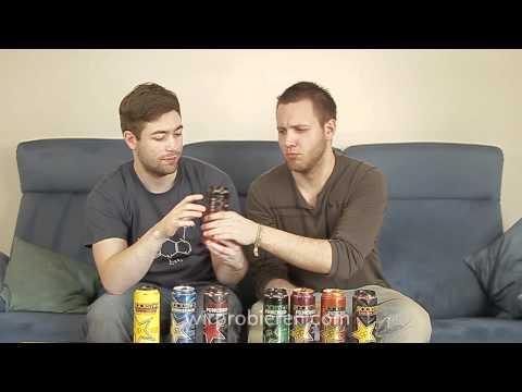 Wir Probieren #50 Rockstar Energy Drink