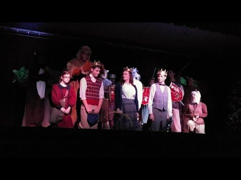 The Lion The Witch and The Wardrobe - Western Harnett High School - October 21 2016
