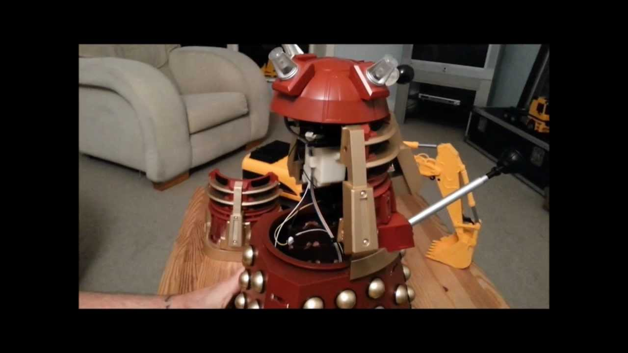 how to make a lego atot into an mtte