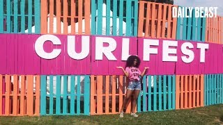Curlfest's Hair Pride Revitalizes a Black-and-Brown Movement