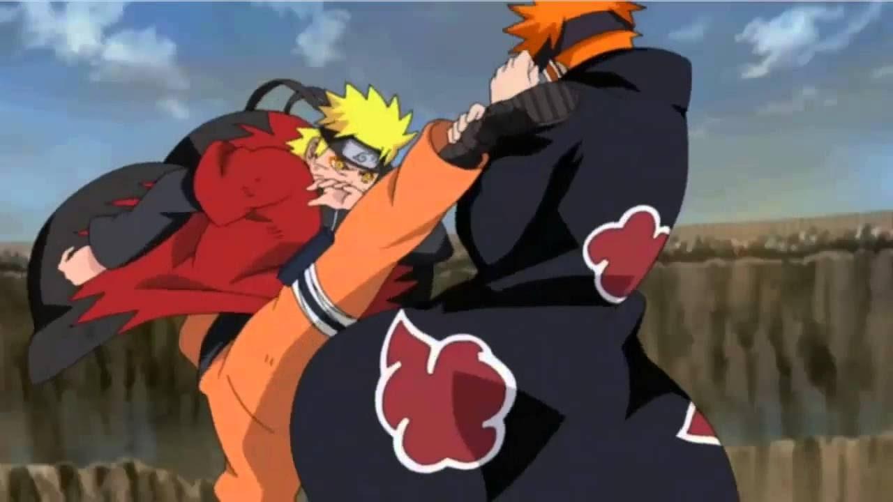 Taijutsu Uzumaki Naruto [ Shippuden ]