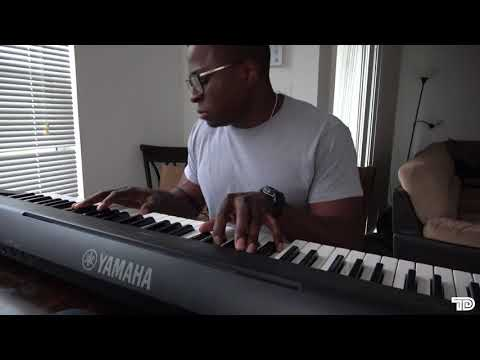 "J Cole ""High For Hours""- Piano Cover"