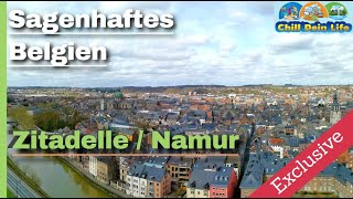 [Doku] Namur | Städtereise | Belgium | 2020