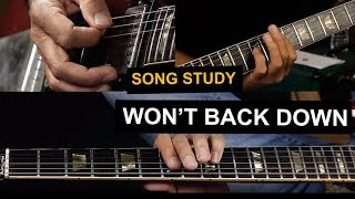 Won't Back Down Tom Petty Guitar Lesson - Slide Solo Included
