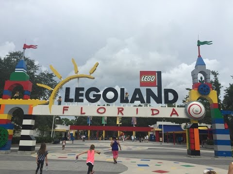 LEGOLAND FLORIDA Weekend Vacation! Review!