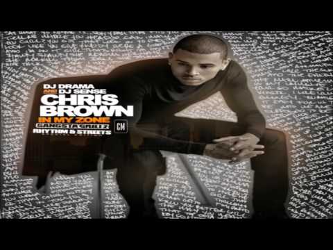 Chris Brown - In My Zone (Rhythm & Streets) [FULL MIXTAPE + DOWNLOAD LINK] [2010]