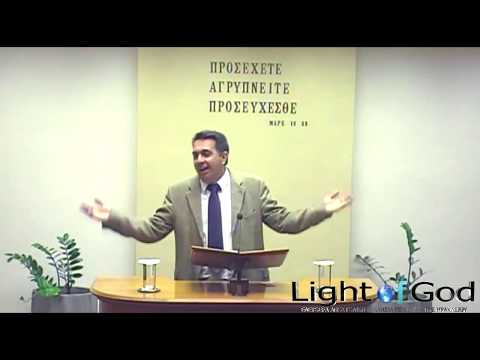 07.07.2018 - A' Βασιλέων Κεφ 10 - Τάσος Ορφανουδάκης