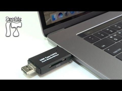 Coms 카드리더기 usb,usb-C,otg 3in1 멀티 SD Card Reader 리뷰