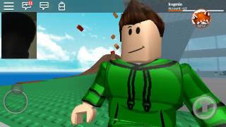 Playing Roblox with my uncle