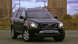 Volvo XC90 с пробегом. Перовое поколение.
