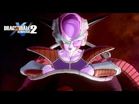 Chair Frieza Vs Bardock Story Mode Gameplay - Dragon ball Xenoverse 2 MODS - 동영상