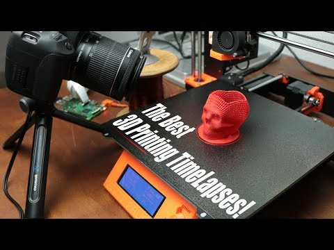 How to create the BEST 3D Printing TimeLapses! OctoPrint, Octolapse Guide