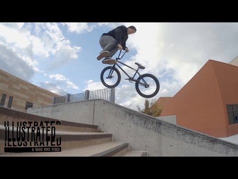 Vans BMX Illustrated: Sean Sexton and Brian Kachinsky Full Part | Illustrated | VANS