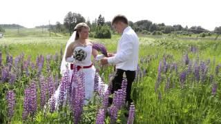 Свадебная прогулка Ильи и Любы