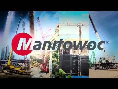 Manitowoc Cranes Company Video - Build Something Real