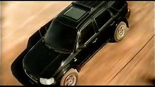 "Ford Escape 2004 TV commercial (Australia) - ""Bad Boy For Love"""