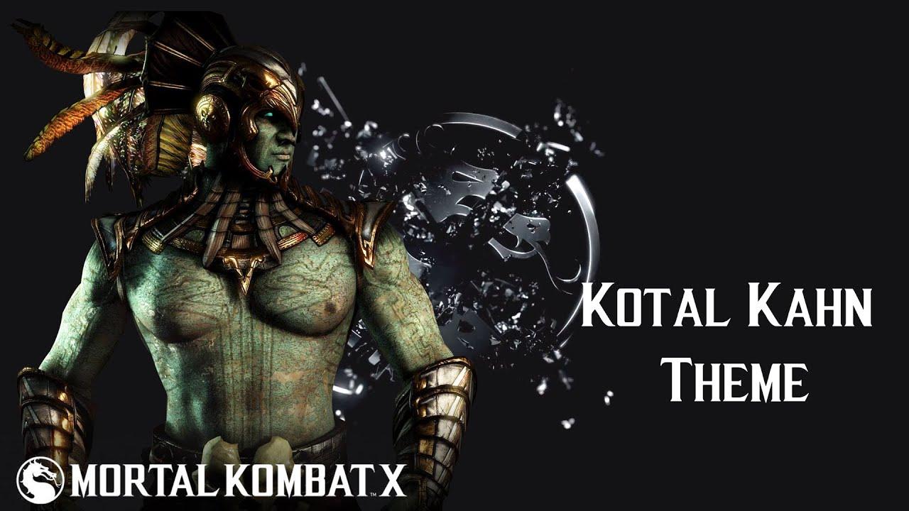 ผลการค้นหารูปภาพสำหรับ mortal kombat kotal kahn