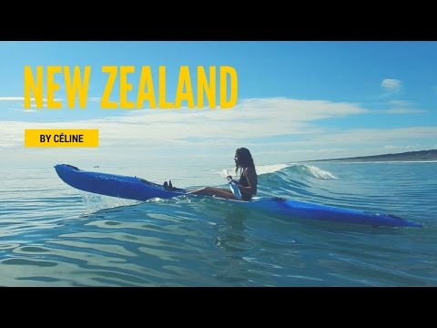 Céline's Exchange Year in New Zealand | STS High School