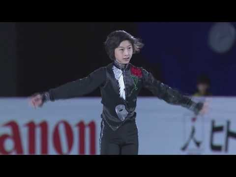 Kevin Lin - 2018 Four Continents Gala Exhibition