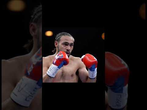 Keith Thurman Vacates His.Belts!! Garcia.And Porter Aren't Better Options