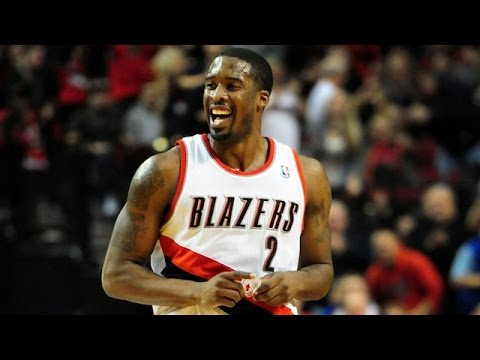 Wesley Matthews Blazers 2015 Season Highlights