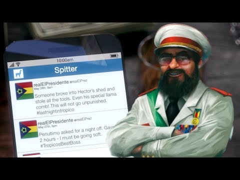 Tropico 6 mit Teaser angekündigt - El Presidente kehrt 2018 zurück