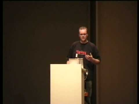 Lockpicking-Physical Security Workshop at 21C3 in Berlin 2004 - Video and Slides