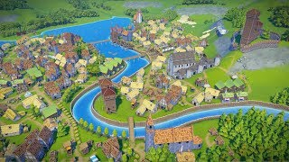 Foundation   Ep. 1   New City Founded In Kingdom   Foundation City Building Tycoon Gameplay
