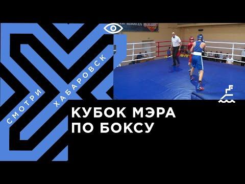 В Хабаровске стартовал Кубок мэра по боксу