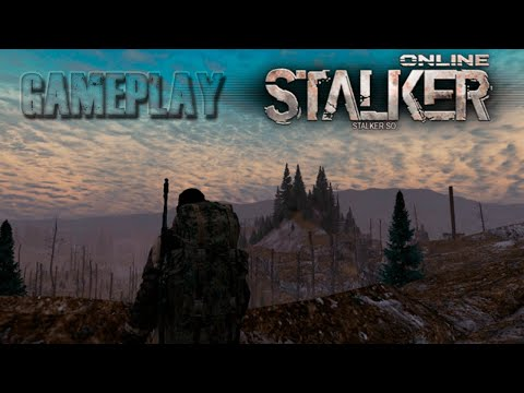 Stalker Online First Steps Gameplay
