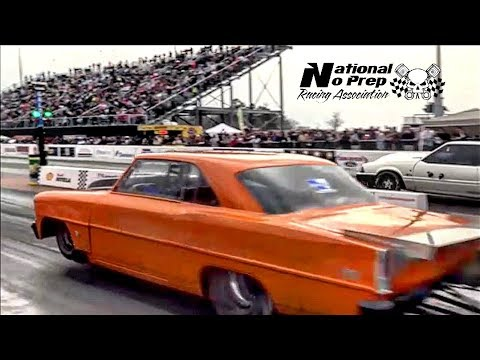 Cali Chris vs Death Trap Chuck at Galot NC Street Outlaws live event