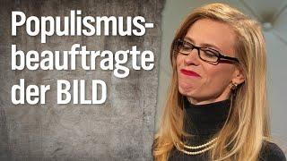 Populismusbeauftragte der BILD-Zeitung Valeska Heimer