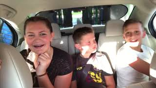 Kids FUNNY REACTION to a New CARWASH
