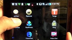 Video Chatting Apps that work with Samsung Galaxy Tab