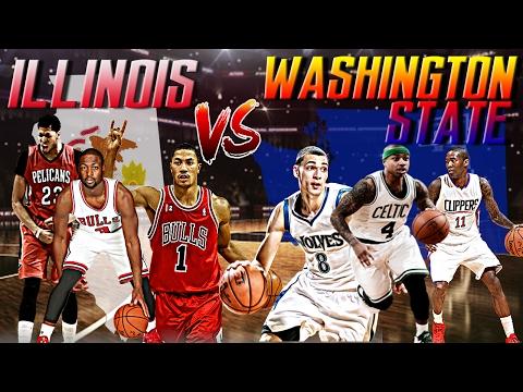 NBA OLYMPICS | ILLINOIS VS WASHINGTON STATE