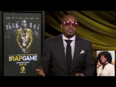 Jermaine Dupri The Rap Game on Lifetime Cable