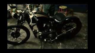 classicmotorestore 1938 bsa wm20 bobber