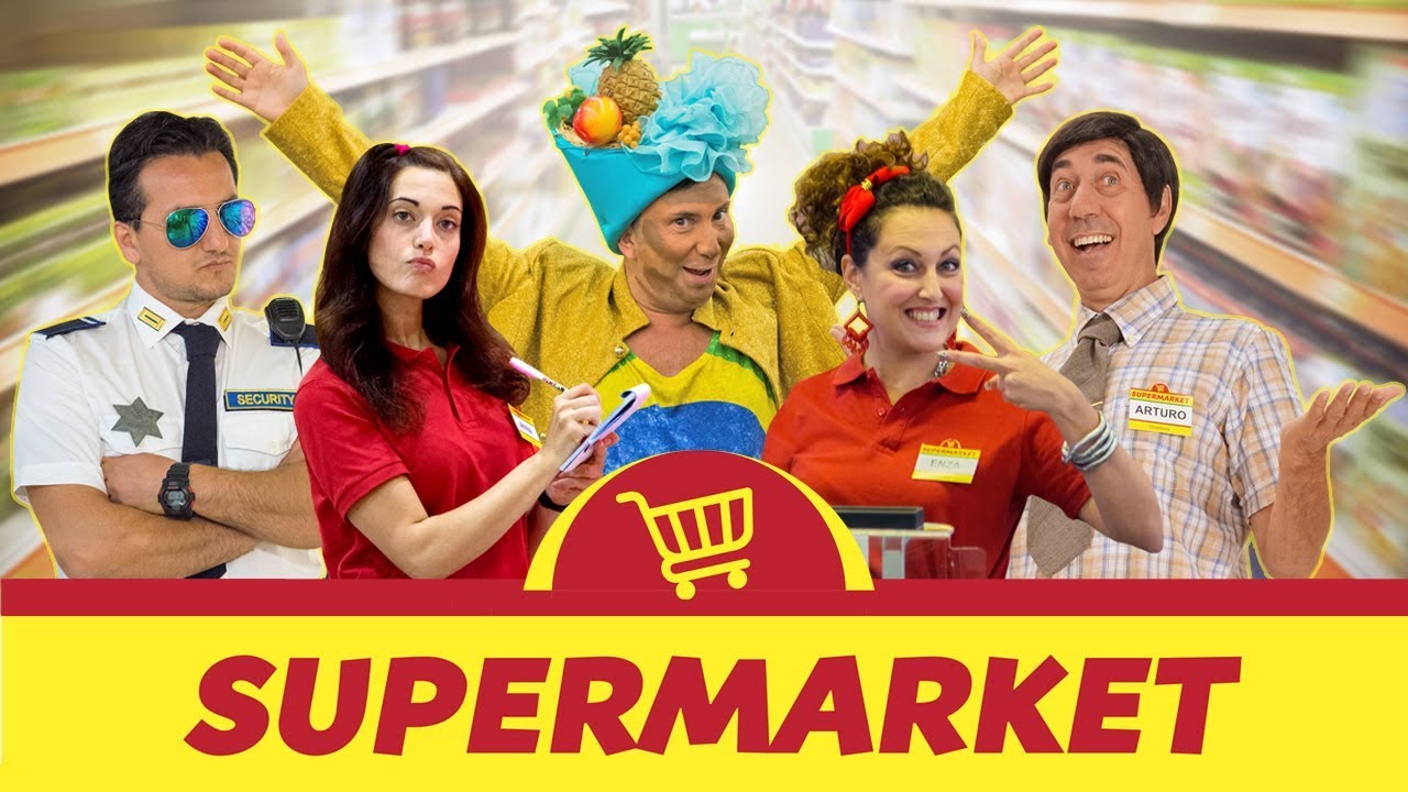 Supermarket – la web serie