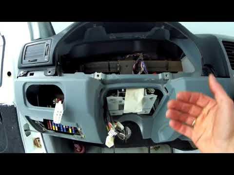 Как снять панель приборов на газель бизнес видео