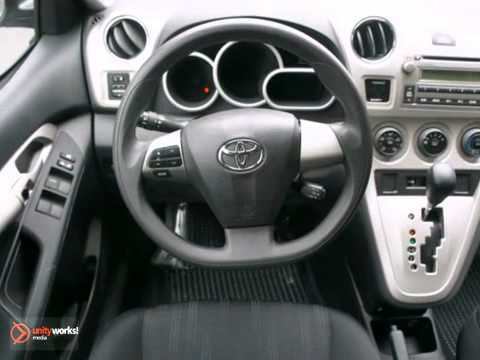 2011 Toyota Matrix #B686898 in Canton Ann MI Arbor, MI