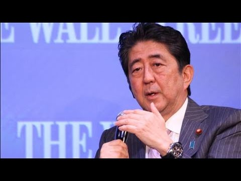 Japan's Abe 'Very Concerned' About North Korea