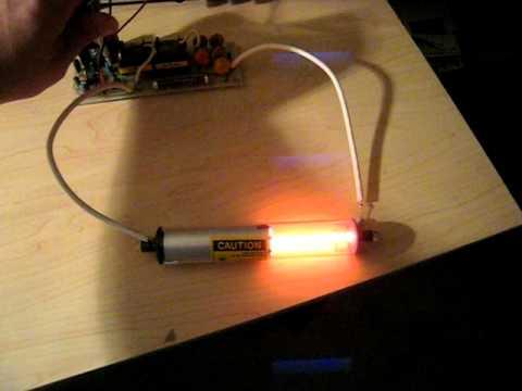 HeNe Laser Build
