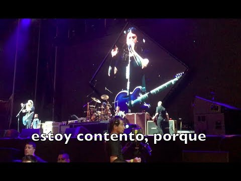 Foo Fighters - My Hero (Dave: I'm glad, because... Argentina 2018)